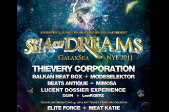 Sea Of Dreams 2011