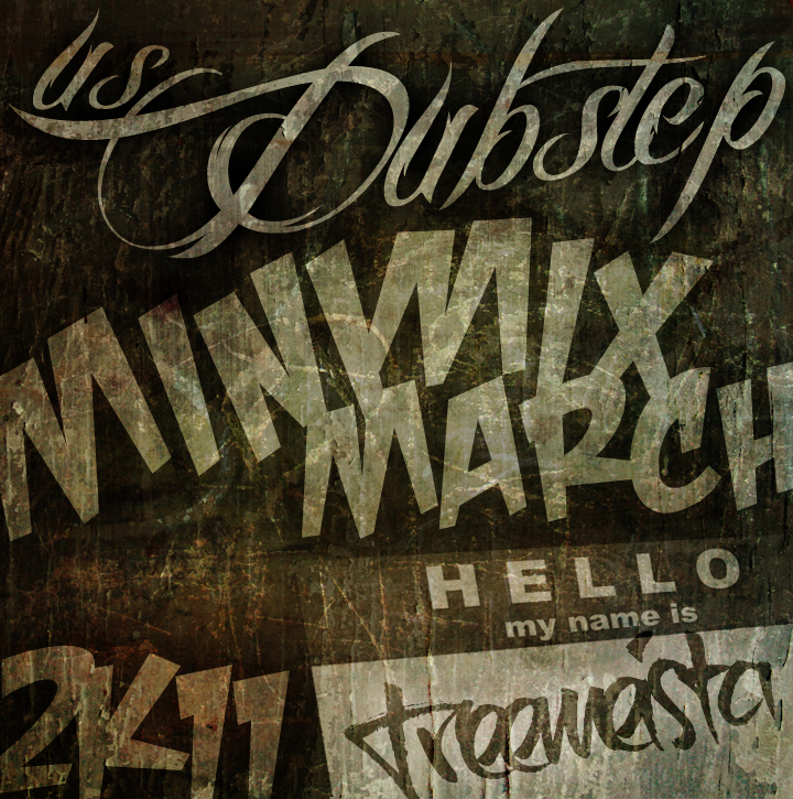 US Dubstep Treemeista Mini Mix March