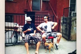 Ranchsauce Brooklyn Stoop