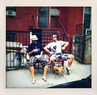 Ranchsauce Brooklyn Stoop