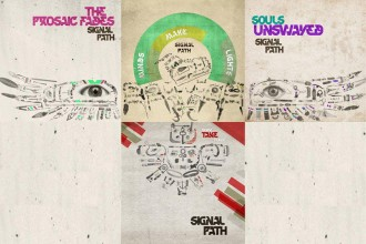 Signal Path 2011 Album Collage