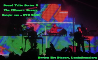 sts9 nye 2013 lostinsound review
