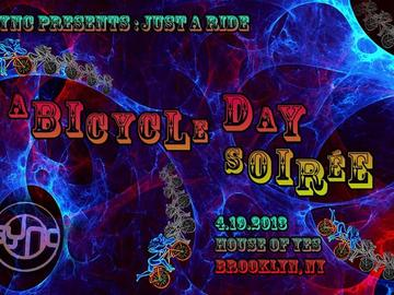 Sync Bicycle Day Soiree