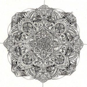 Mandala Creation (image)