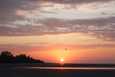 EQ~first sunrise