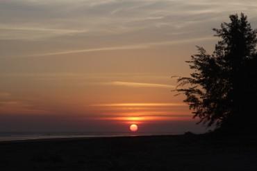 EQ~first sunset