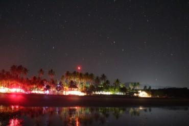 EQ~rio mar night