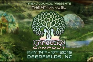 Kinnection Campout [Preview & Interview] – Deerfield Retreat Asheville, NC [5-14-15]