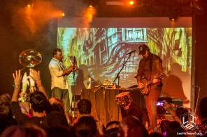 HUSHconcerts Presents: Dirtwire, Bluetech, and Kaminanda [05.28.2015]