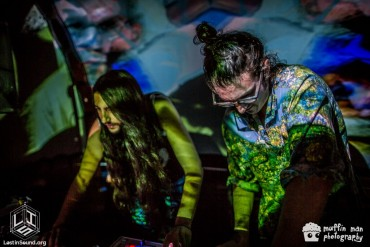 Brooklyn based producers Space Jesus and Supersillyus make up the innovative duo Shlang