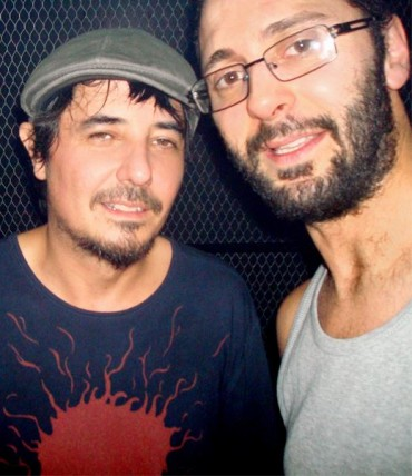 Amon Tobin & Frank Riggio