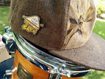 GNome Grilled Cheese GN Hat