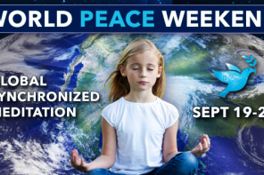 Gathering with Intention: Global Peace Weekend