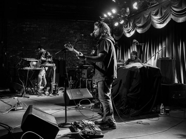 lespecial at the Brooklyn Bowl this past June