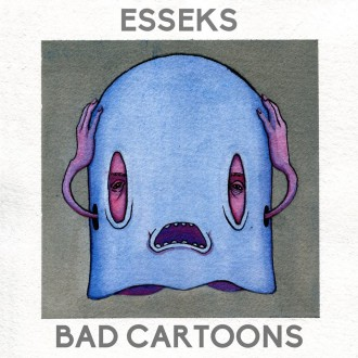 Bad Cartoons Album Artwork
