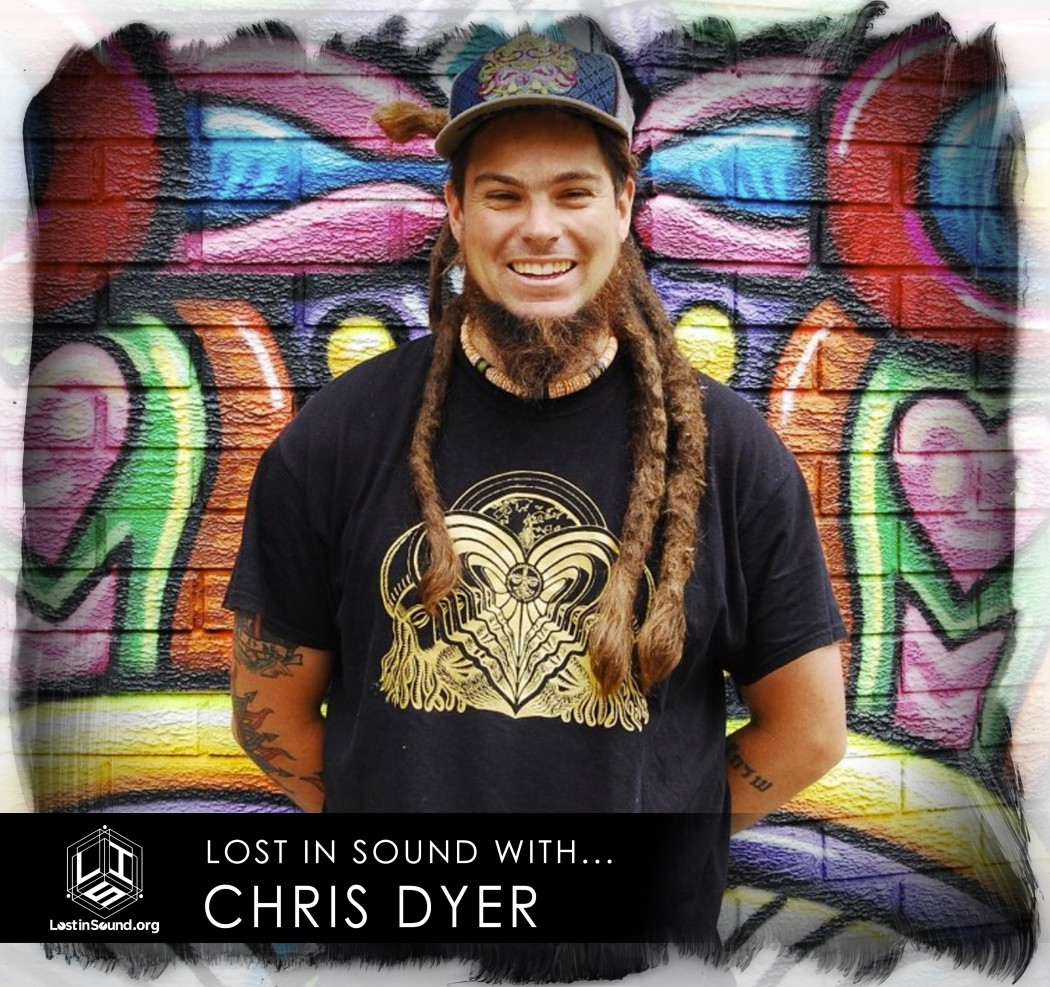 Lostinsoundwith Chris Dyer