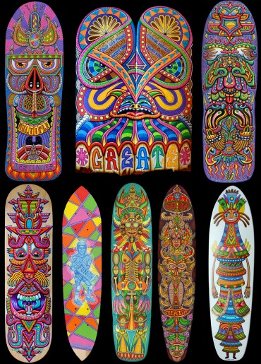 Skate selections