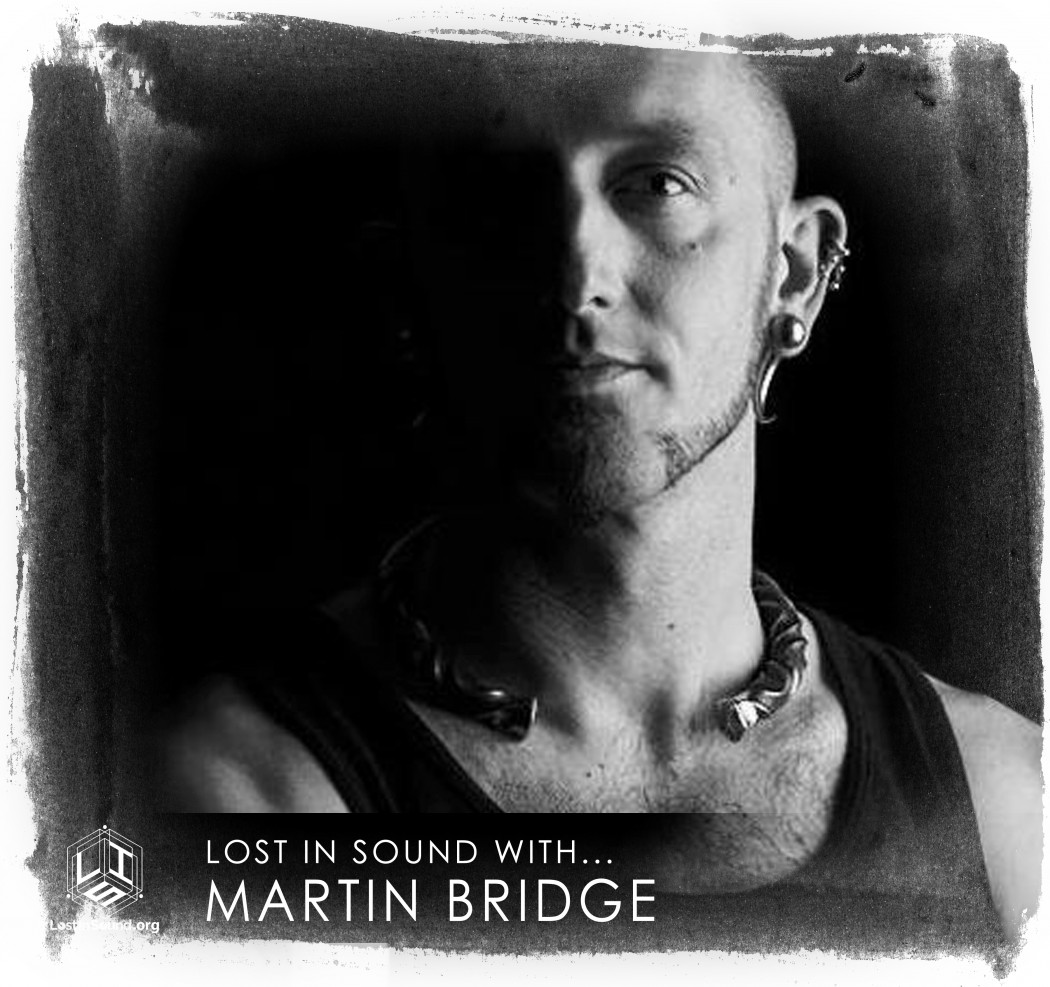 Lostinsoundwith MARTIN BRIDGE