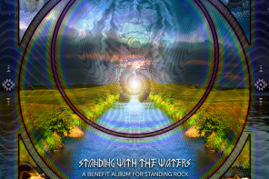 """Music For A Cause: Aquatic Collective Releases """"Standing with the Waters"""" – A Compilation for Standing Rock"""