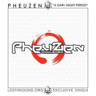 PHEUZEN - A DARK NIGHT PERIOD ART