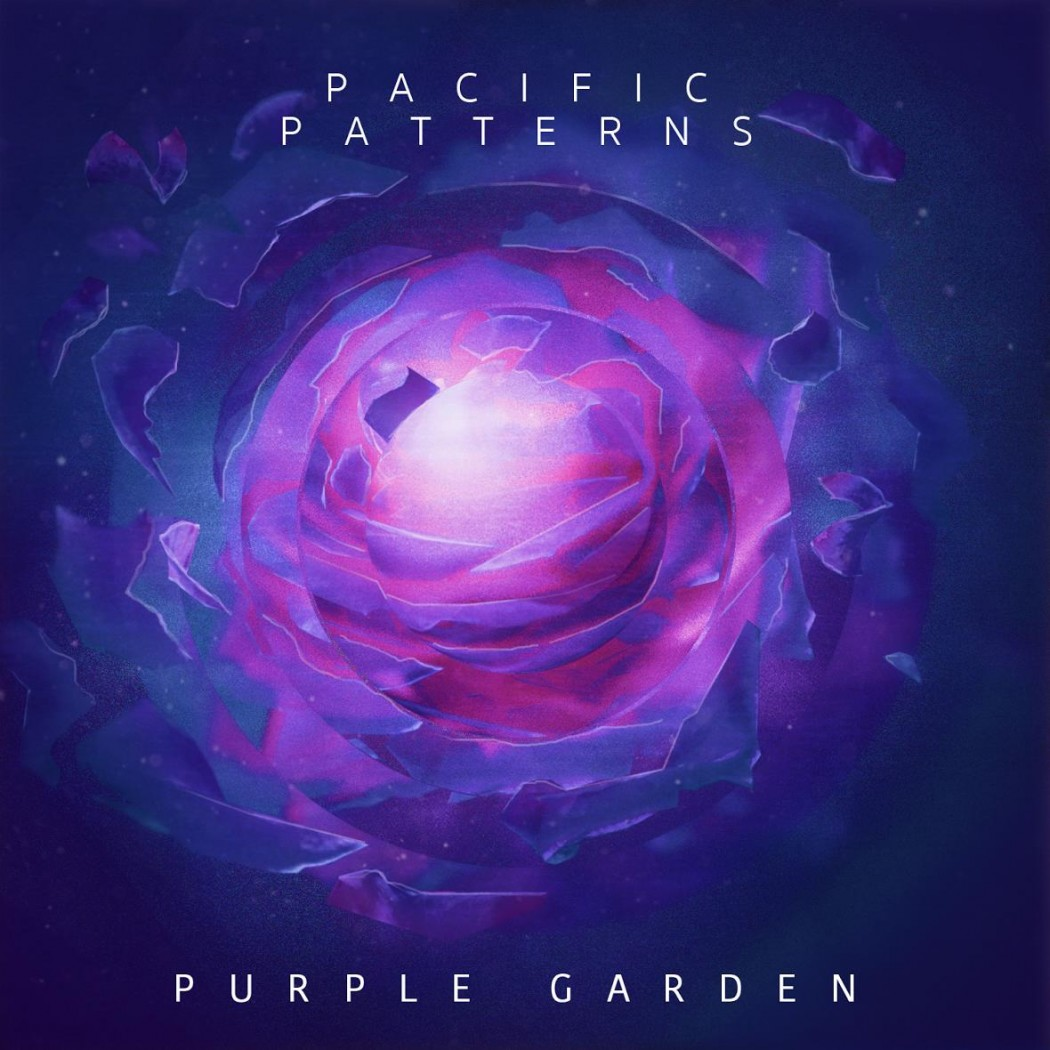 Pacific Patterns Purple Garden