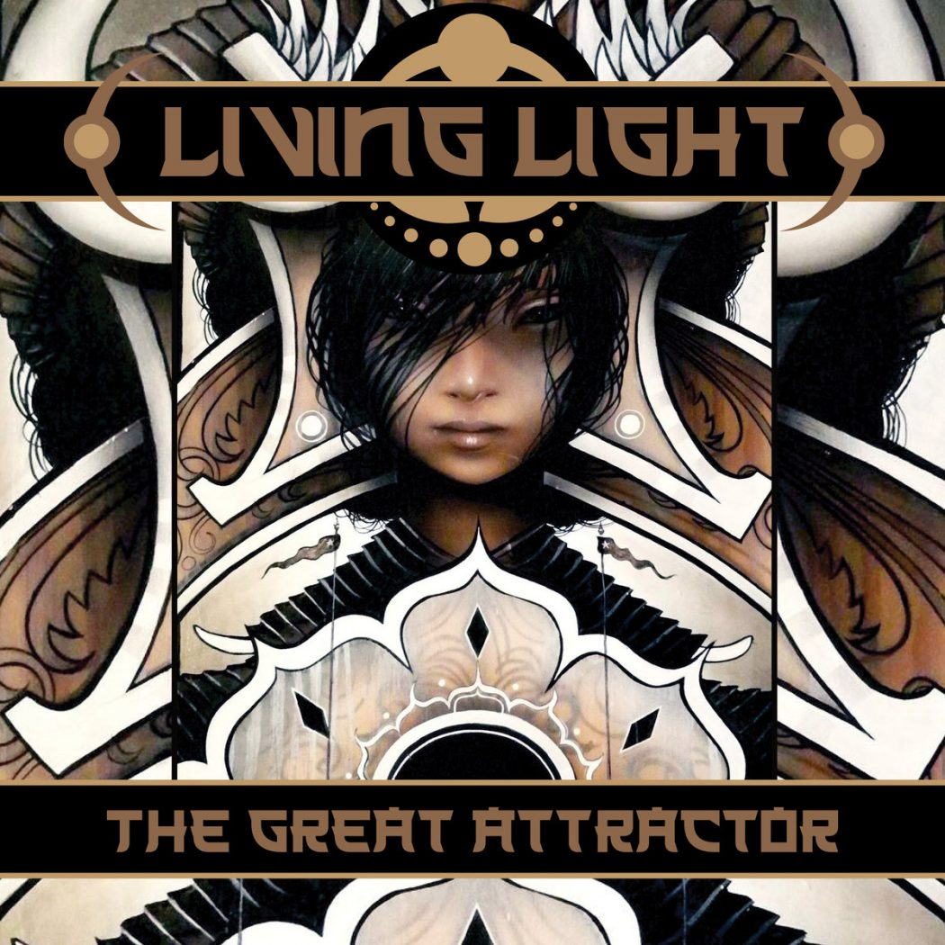 Living Light as 'The Great Attractor' - Interview & Review